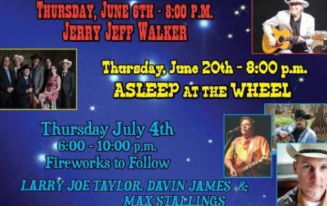 Stephenville City Park to host free Summer Night Concert Series