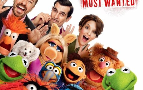 Muppets Most Wanted, somewhat wanted