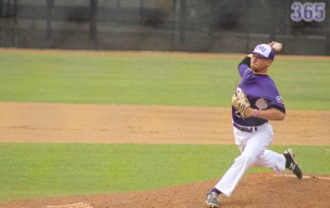 Texan baseball fall in Kingsville