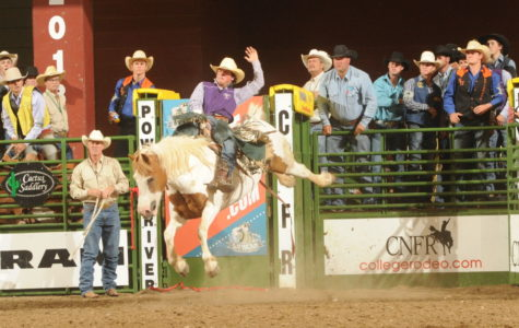Rodeo Teams Take First and Third at SRSU Rodeo