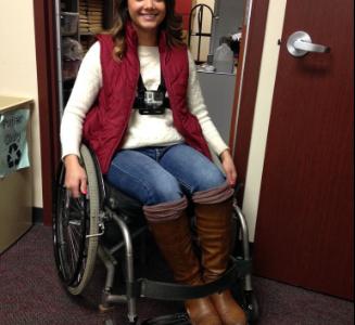 How handicap-friendly is Tarleton?