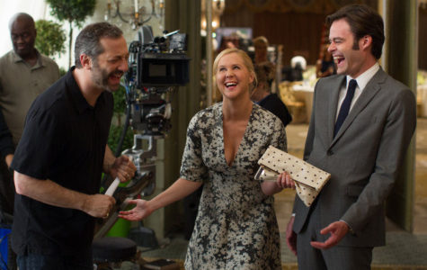 "Film Review: Schumer proves a perfect conductor for ""Trainwreck"""