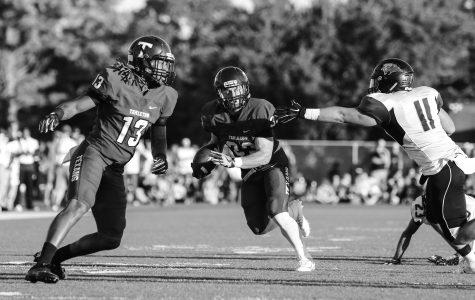 Senior athlete spotlight: Joseph Sadler