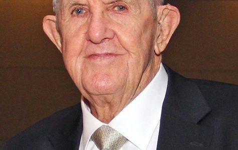 Col. Charles Legion donates to Tarleton Nursing Program