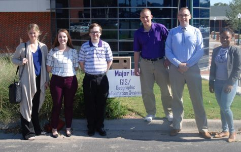 Tarleton Geography team wins at first competition