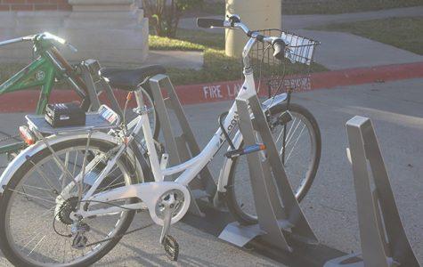 Bike-share program returns after bike maintenance