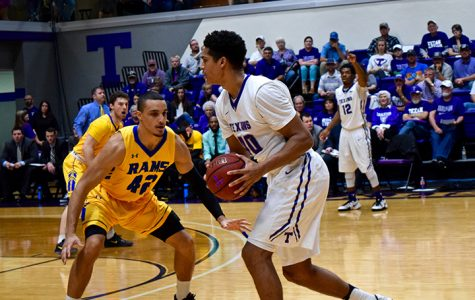 Texan Basketball first in Lone Star Conference