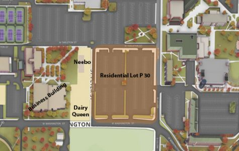 Construction on Lot P30 to begin this spring