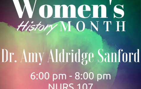 Diversity speakers to talk on Women's History Month