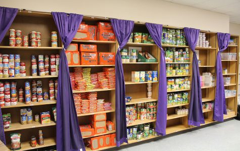 Tarleton Food Pantry offers temporary hunger relief