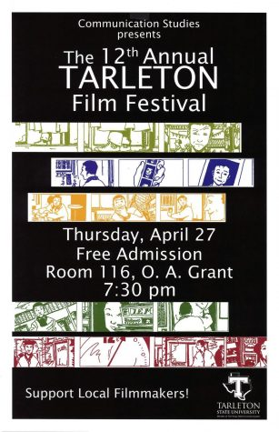 Communication department hosts annual film festival