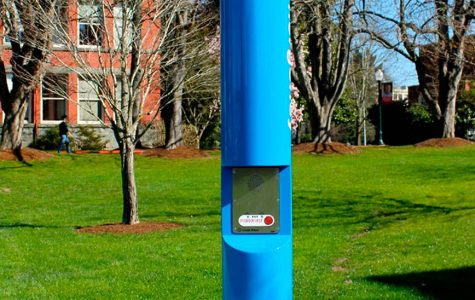 Blue Light system given green light by SGA