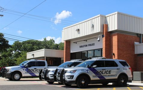 Tarleton Police Department opens newly renovated facility
