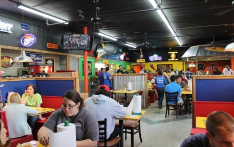 Fuzzy's Taco Shop: A good place to stop