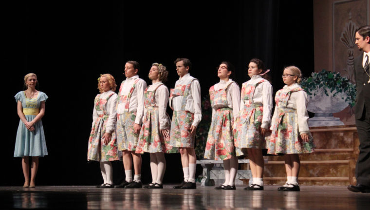 """The Tarleton State University Department of Fine Arts and Theatre at Tarleton presents """"The Sound of Music."""