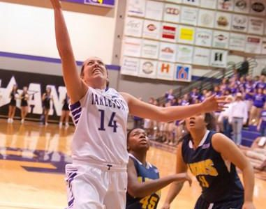 No. 19 TexAnns speed past Lions at home
