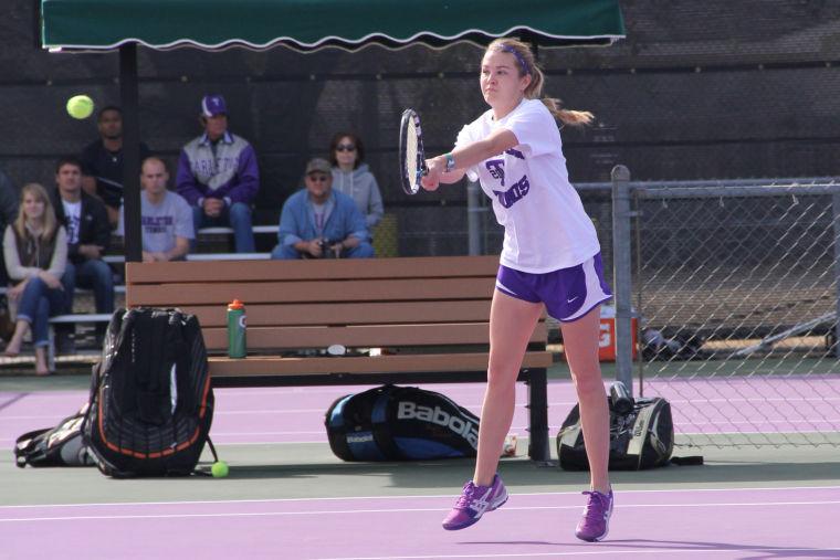 Tarleton Tennis upsets No. 2 ranked St. Mary's
