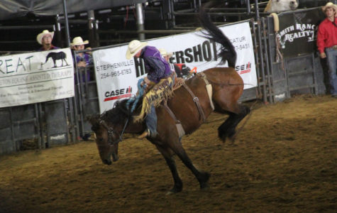 Tarleton rodeo teams compete in home rodeo