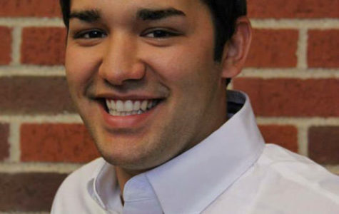 Chance Cerda says goodbye to SGA Presidency