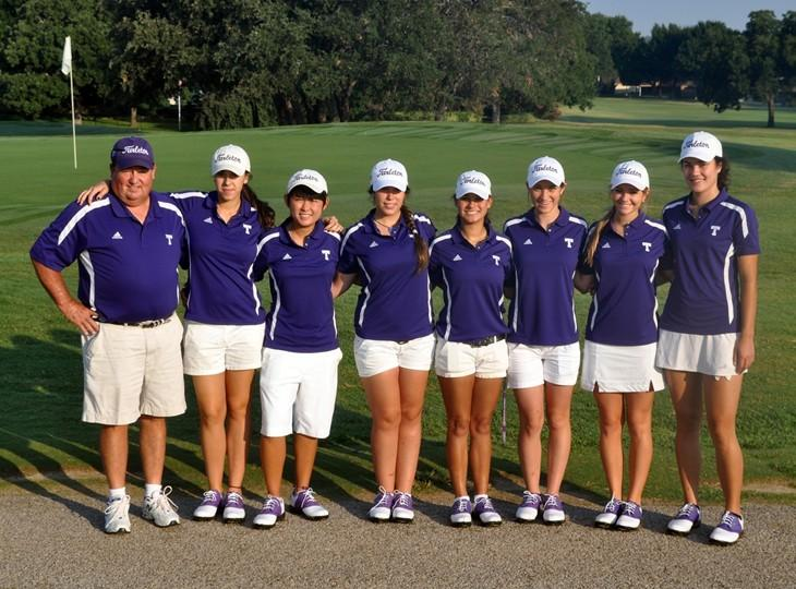 The TexAnns earned third place at the 2014 NCAA Division II Womens Golf Championships.