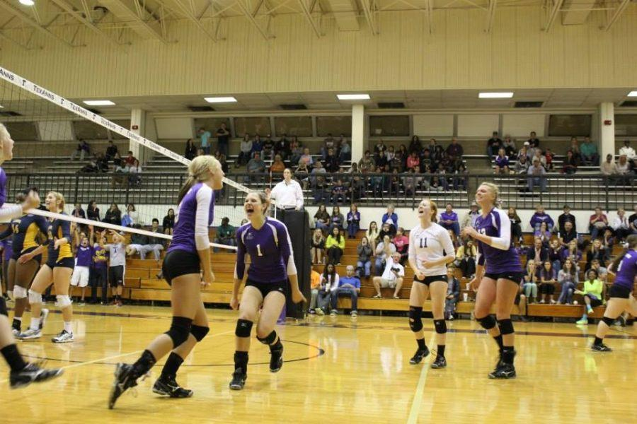 The TexAnns' first serve is set for the Angelo State Tournament in San Angelo, Texas on Sept. 5 at noon.