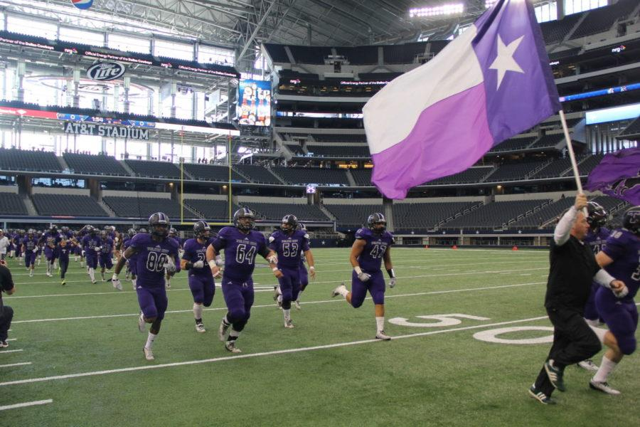 On Saturday, the No.12 ranked Tarleton State University football team traveled to AT&T Stadium in Arlington, Texas for the Lone Star Conference Football Festival to take on the Florida Institute of Technology Panthers. Despite the Texans' best efforts and tying the game late in the fourth quarter, the Texans fell to the Panthers, 37-31.