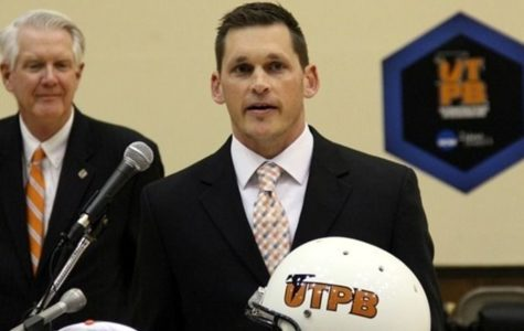Carrigan accepts first ever head coach position with UTPB