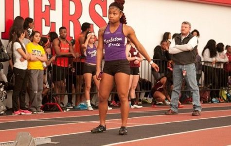 The TexAnn indoor track and field team made school history this season