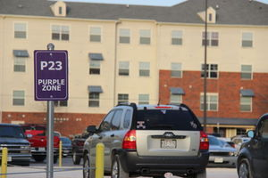 Open parking forums announced for students, faculty, staff