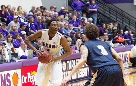 Texan basketball earns title of LSC champions