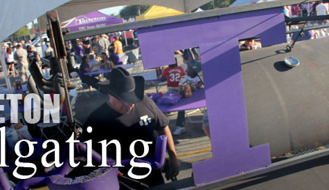 Changes for tailgating in Texan Alley