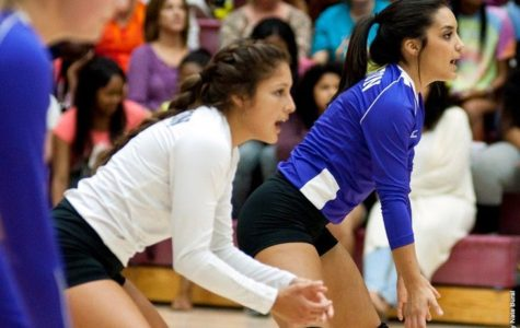TexAnn volleyball dominates on the road