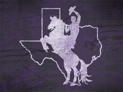 DEVELOPING: New Texan Rider logo concepts to be presented at SGA meeting tonight