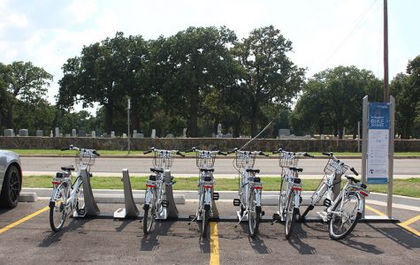 New bike-share program introduced on campus