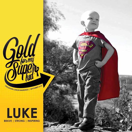 Go gold for Luke Nelson