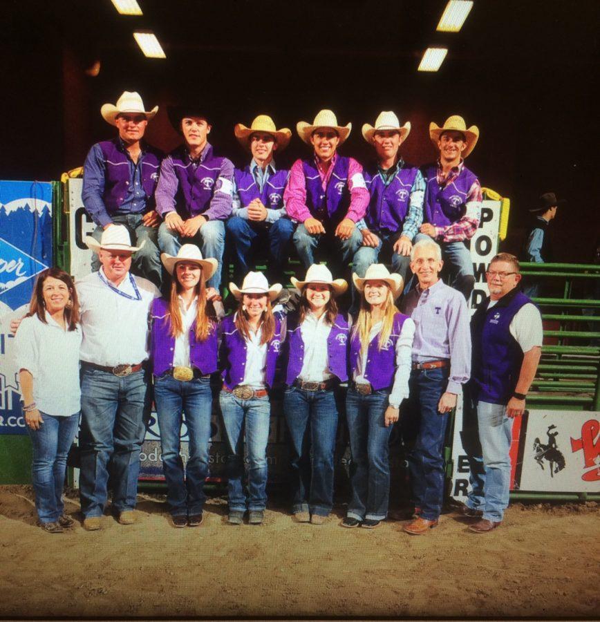 Photos courtesy of Tarleton Rodeo