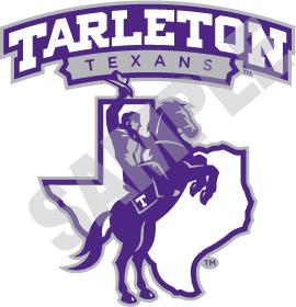 Tarleton reveals new spirit mark