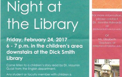 SSMI to host Family Reading Night