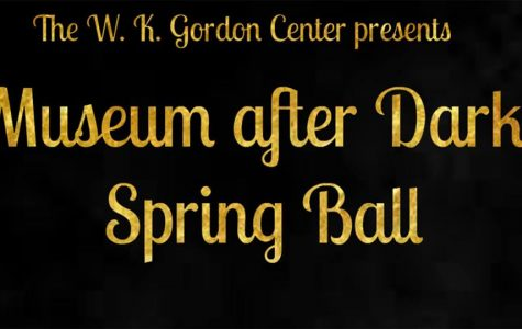 Gordon Center to sponsor Museum After Dark
