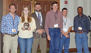 Tarleton students shine at Wildlife Quiz Bowl