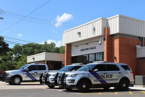 Tarleton Police Department encapsulates history