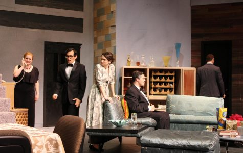 """Rumors"" to open Tarleton theater season"