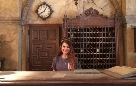 Tarleton student talks about time at Disney College Program