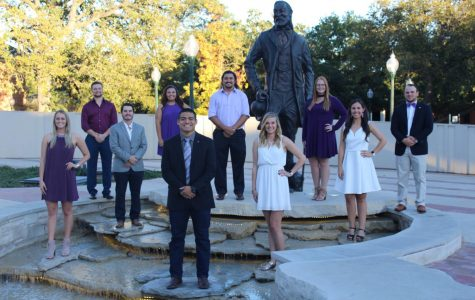 Meet your 2017 Homecoming Court