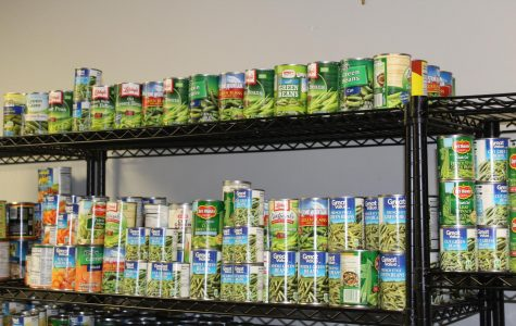 Tarleton Food Pantry moves downstairs in the TSC
