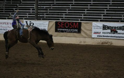 Tarleton rodeo team places in Sul Ross NIRA rodeo