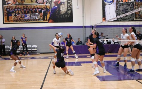 TexAnn volleyball  finishes strong