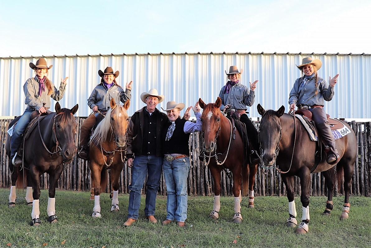 Stock Horse team named world champion