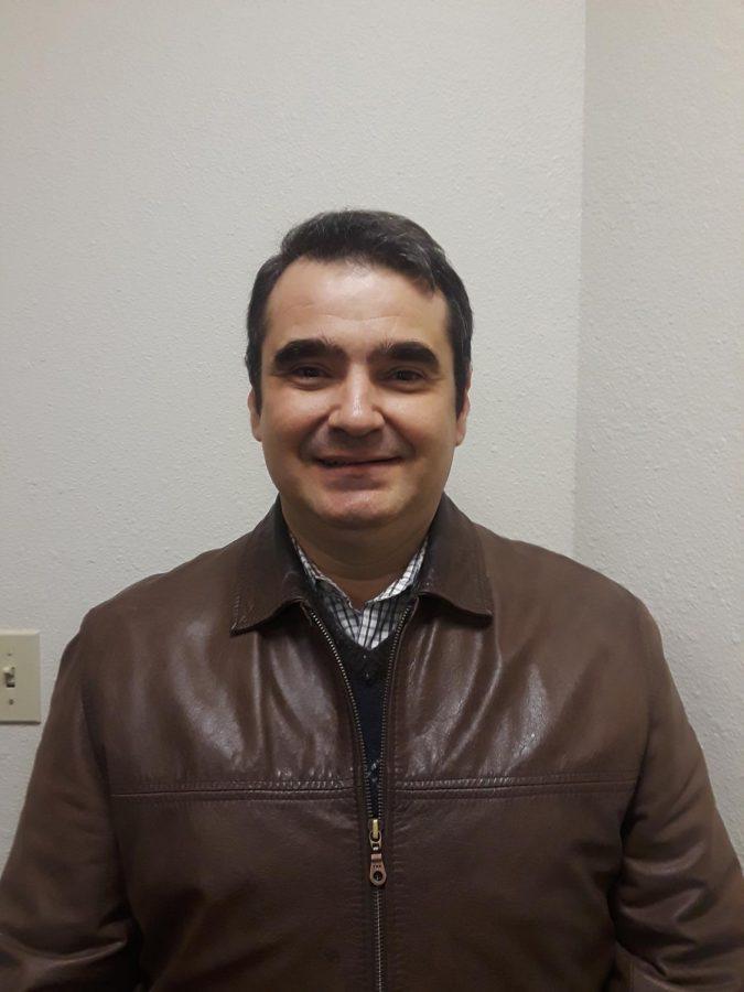 Dr. Miguel-Angel Baeza: his PhD in life