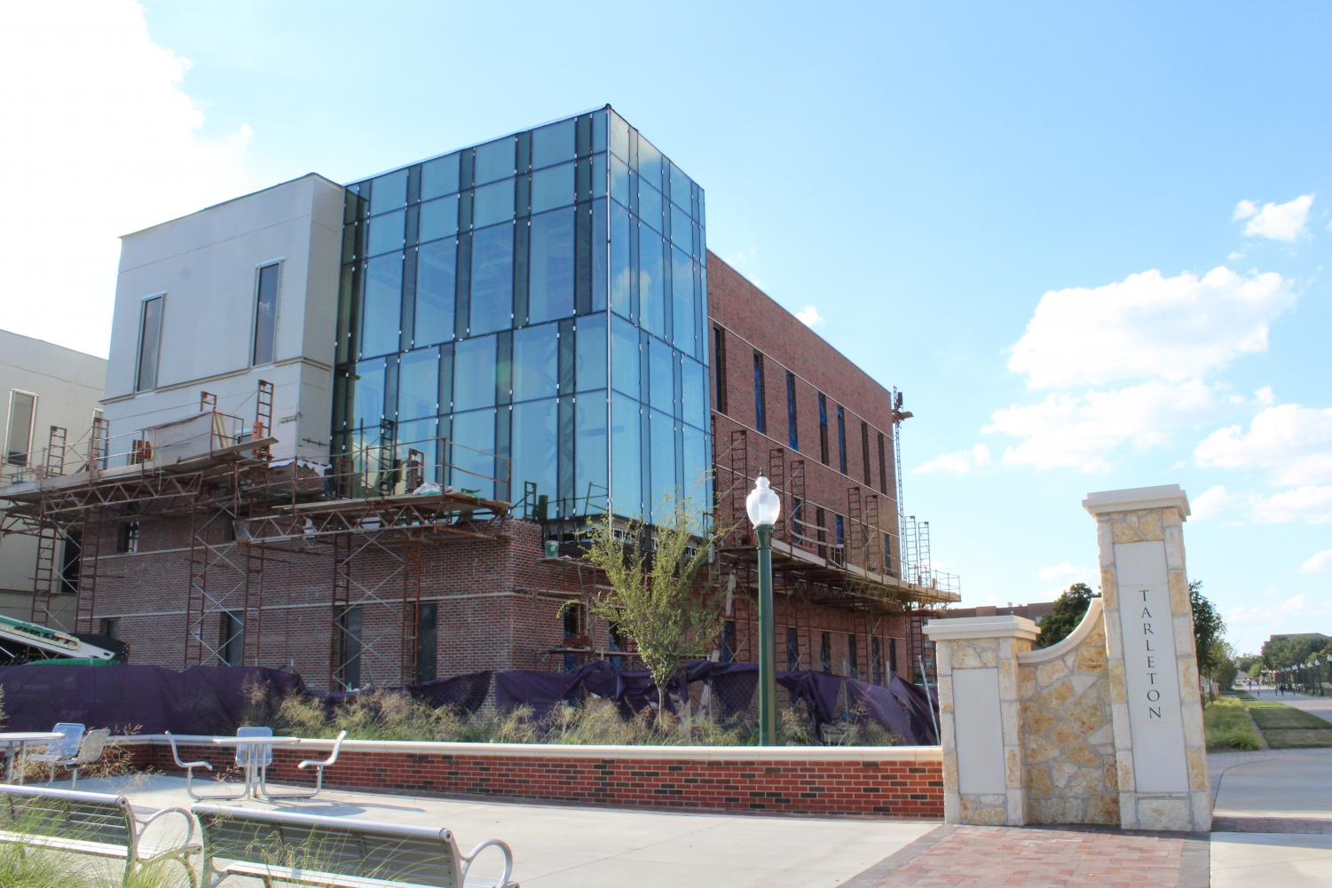 Opening Spring of 2019: The New Engineering Building